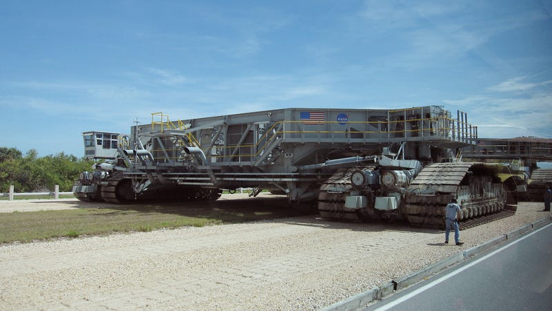 The Ten Biggest Land Vehicles Ever Built