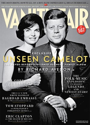 Dear Vanity Fair: Please Stop Putting Old Dead People on Your Cover