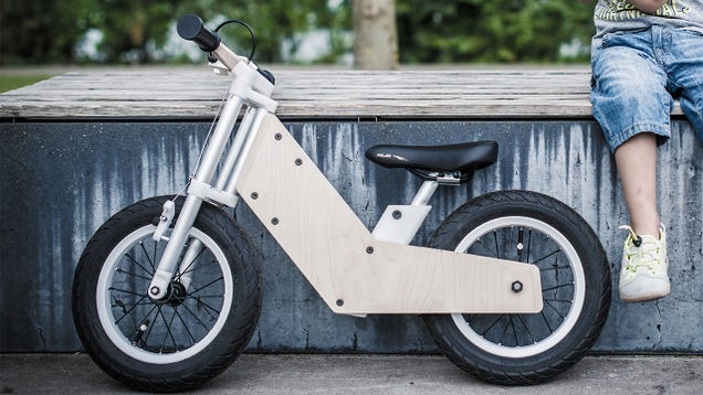 A Flippable Frame Lets This Bike Grow With Your Kids
