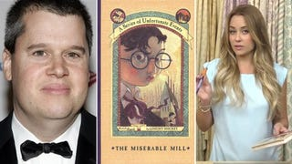 Lemony Snicket Responds to Lauren Conrad's Craft Project with an Awesome Burn