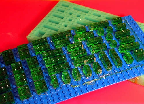 How to Make Lego Bricks You Can Actually Eat