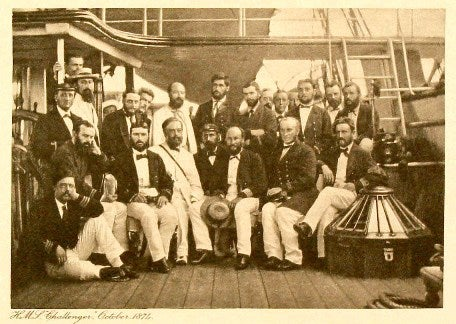 How an 1870s marine expedition changed oceanography and drove eight sailors insane