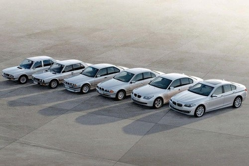 Car Specs 2012 BMW M5