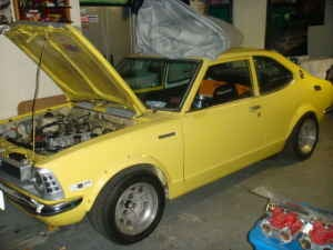 Nice Price Or Crack Pipe: 1974 Toyota Corolla SR5 For $12,800?