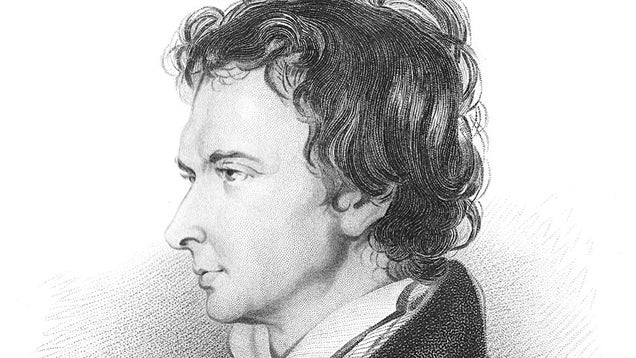 Happy Birthday to One of History's Greatest Haters, William Hazlitt