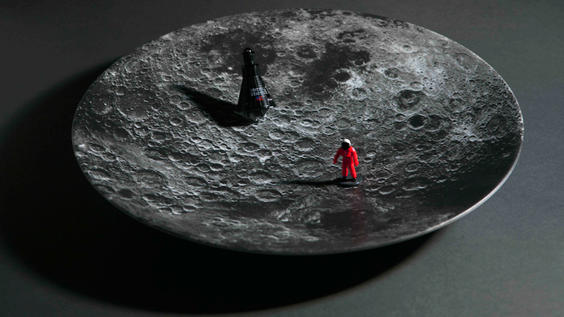 For the Price of a Decent Meal, You Can Dine on the Moon