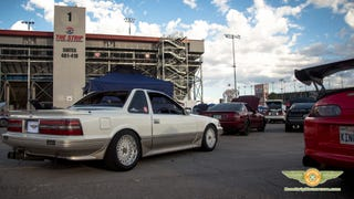 Imported from Japan: Soarer Rebuild part 2 and Supras in Vegas