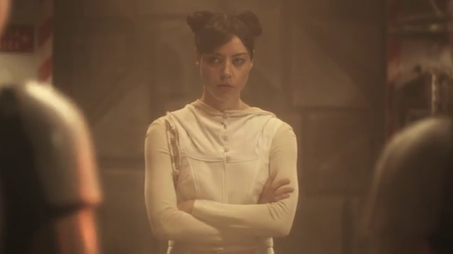 Aubrey Plaza Stars in CollegeHumor's New Star Wars Parody Series