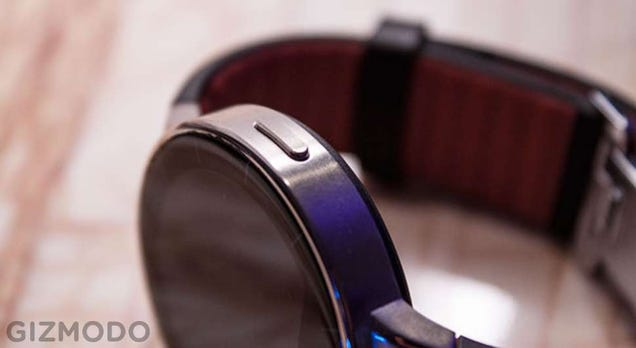 Alcatel Watch Hands-On: A Beginner's Wrist Wearable