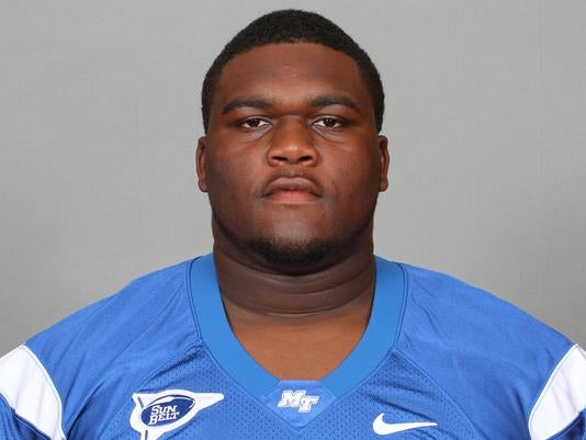 Cops: MTSU's J.D. Jones Choked Woman On Camera As Teammates Watched