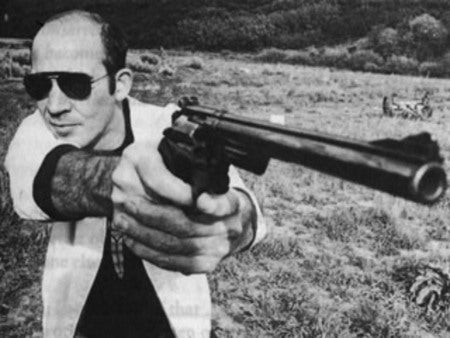 Forestalled: Hunter S. Thompson At The O.J. Trial
