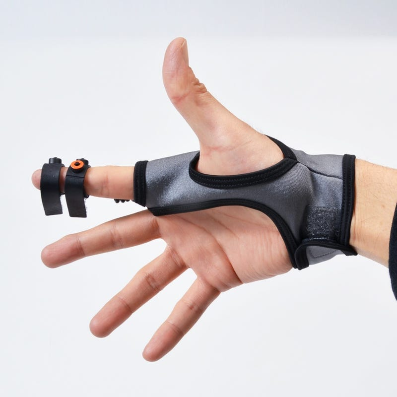 It's Kinda Like a Power Glove for Couch Potatoes