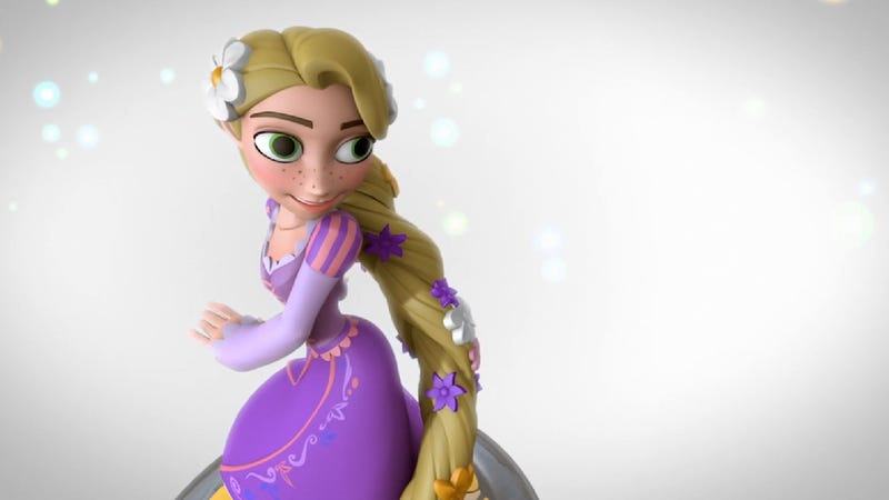 Disney Video Game Adds Female Characters, Gives Rapunzel a Frying Pan