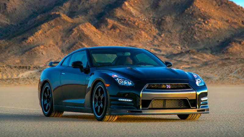 Is The Nissan GT-R The Automotive Equivalent Of A Winklevoss Twin?