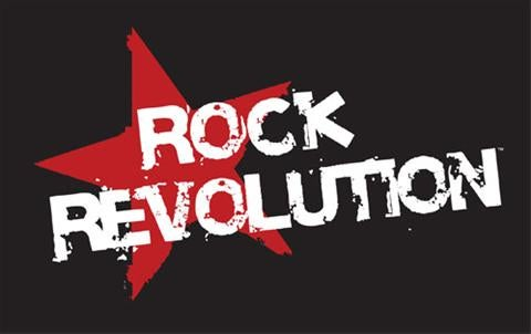 Rock Revolution For Wii: Air Drumming/Guitaring Isn't Very Fun