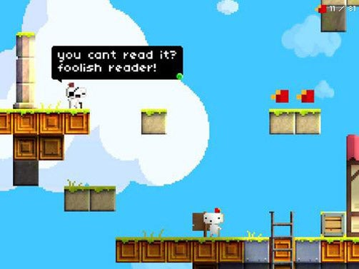 Going Indie: Fez Creator Phil Fish's Moment Of Clarity