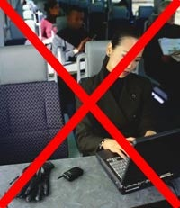 Heightened Security In the UK Means No Laptops, Cellphones and iPods On Board