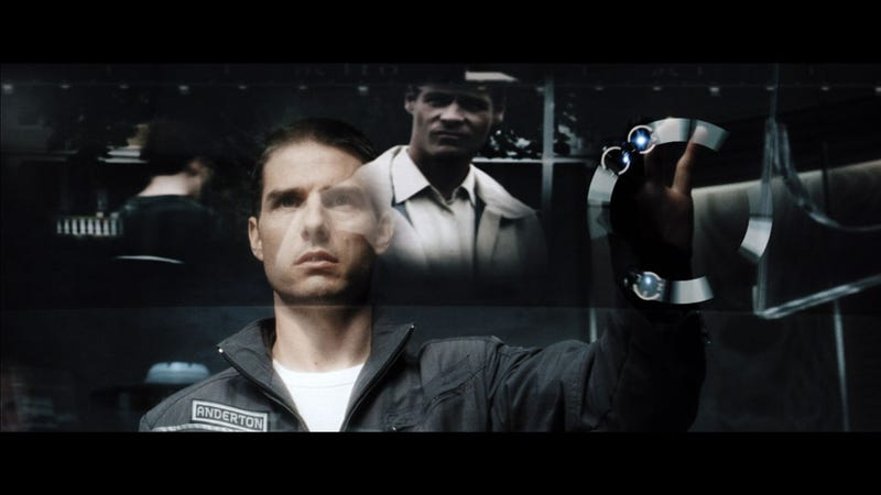 Minority Report really did predict the future