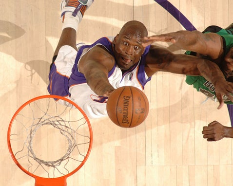 Yes Shaq, the Ball Looks Delicious