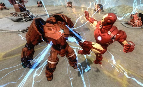 Iron Man Video Game Studio Sent To The Scrapheap By Sega