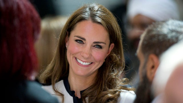 Kate Middleton Attends School For Girls Who Can't Princess Good