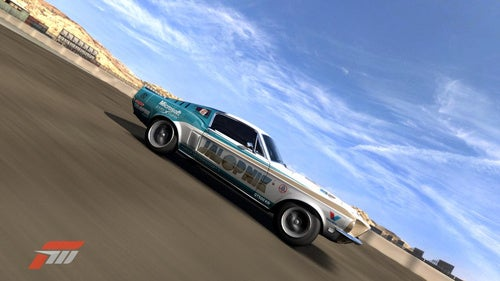 Gallery: The Jalopnik Forza Motorsport Ford Mustang GT500KR Has A Really Long Name