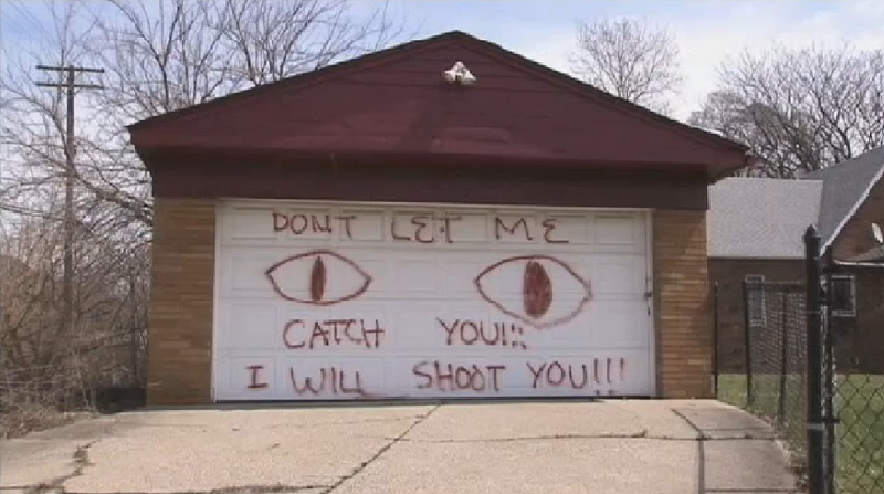 You'll Get Shot If You Break Into This Detroit House