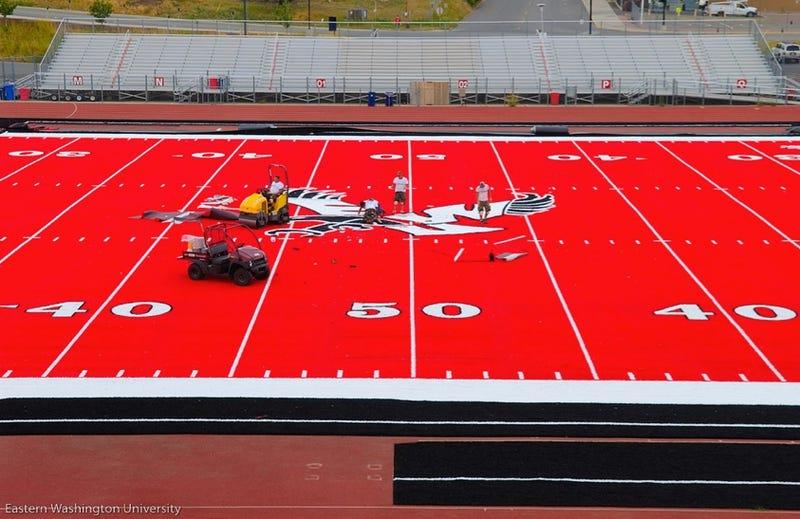 Weekend Winner: Eastern Washington's Horrid New Field