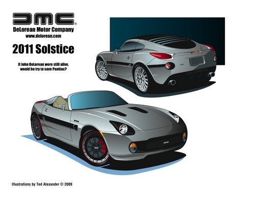 2011 DMC Solstice