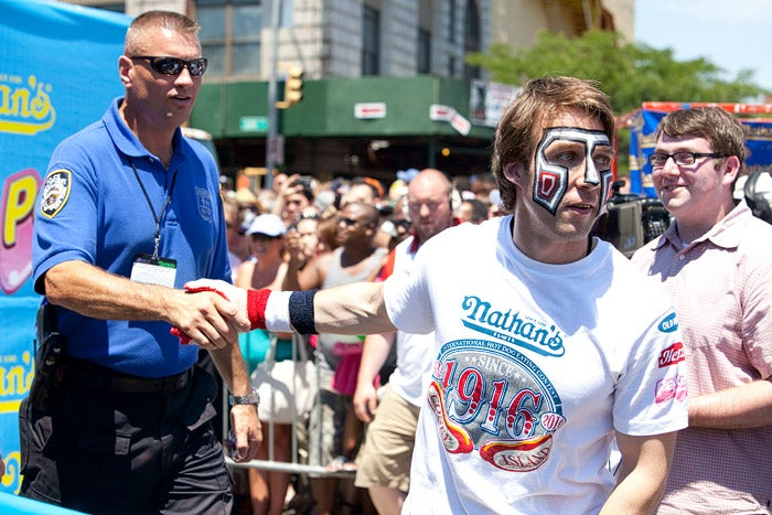 Meet The Elite Who Eat: 2014 Nathan's Hot Dog Eating Contest Preview