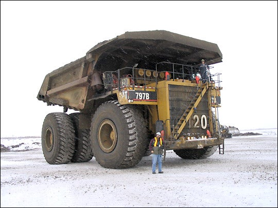 Meet Your New Robot Overlord: The Autonomous Mining Truck