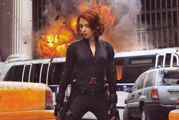 Avengers Magazine Scans