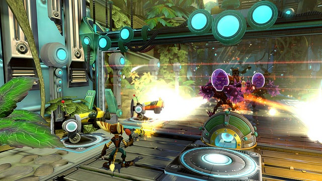 How Ratchet & Clank Does Tower Defense