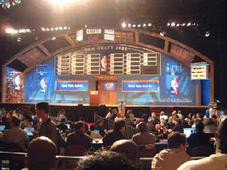 NBA Draft Live Blog: Free Darko Is Here