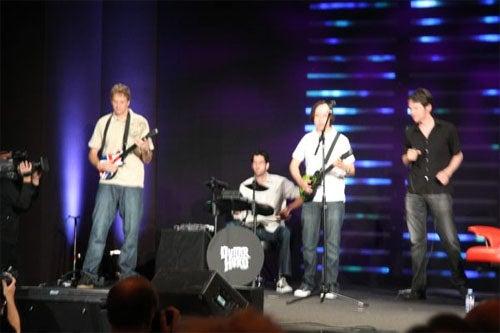 Kotick Debuts Guitar Hero World Tour