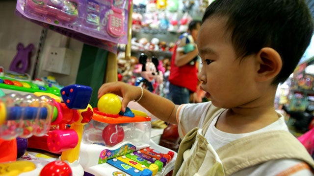 Republicans Fight To Loosen Regulation Of Children's Products