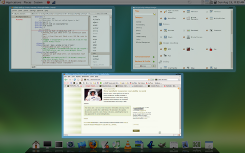 Power Up Your Linux Desktop With Compiz Fusion