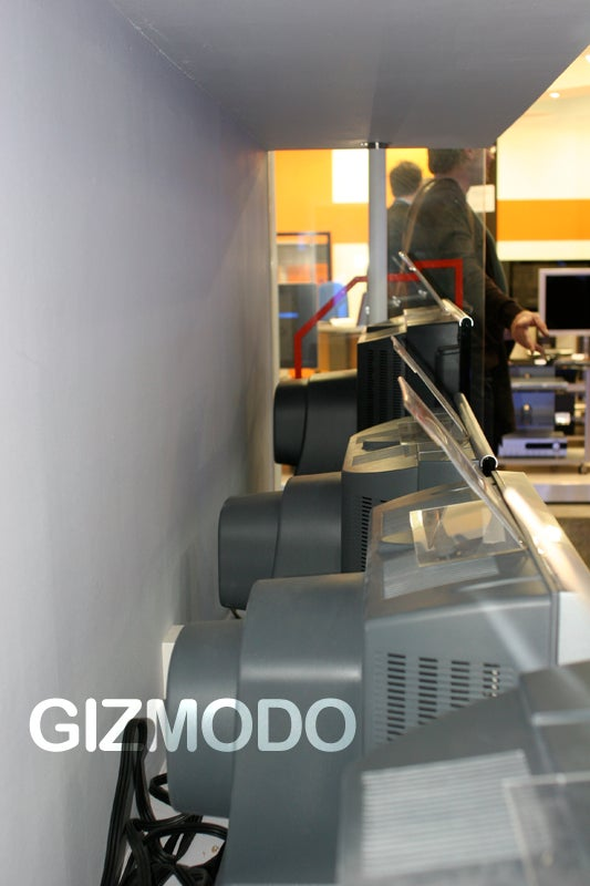 Amazing Super-Slim TV Technology at IFA
