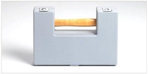 Oleker Toolbox Provides Minimalist Form and Function