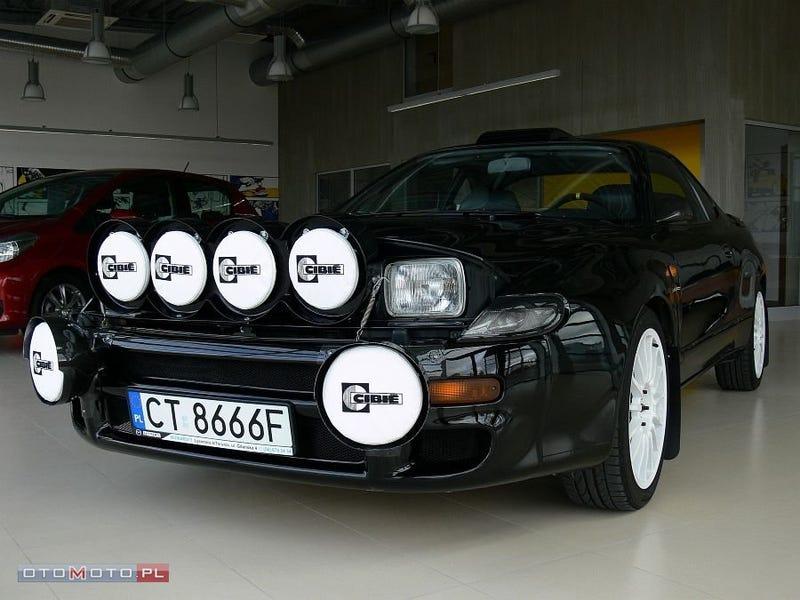 NPoCP - Celica Carlos Sainz Edition homologation special