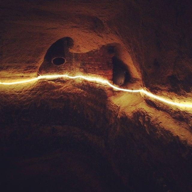 Light Shop In Nottingham: Laser-Scanning Hundreds Of Artificial Caves Beneath Nottingham