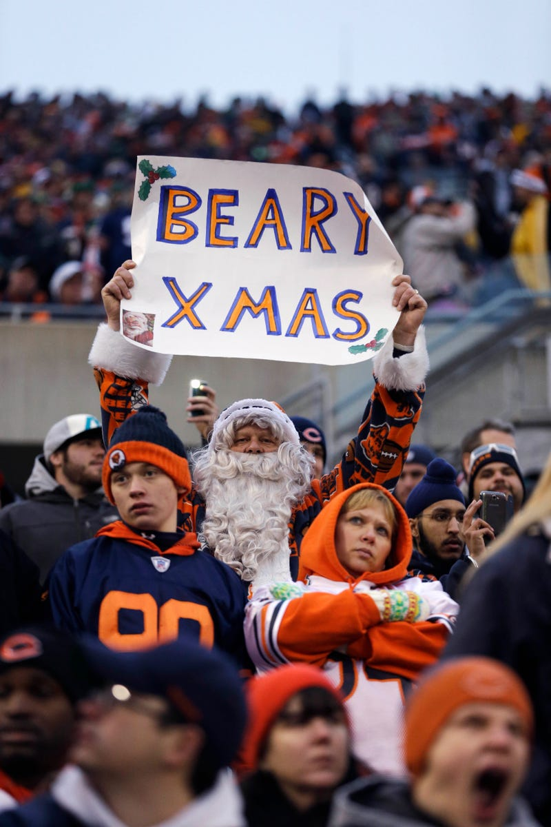 Bears Say Fans Need To Chill Out
