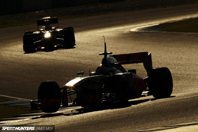 'Capturing Brilliance - Formula One Like You've Never Seen It'