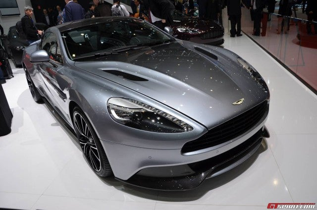 Aston Martin in talks with Mercedes for engine supply