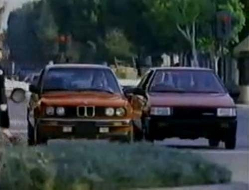 What's It Gonna Be In '88, BMW 325… or Hyundai Excel?
