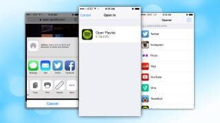 Opener for iOS Opens Web Links in the Right App