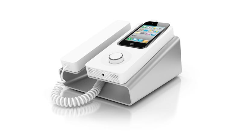 Class Up Your iPhone with This Super-Modern Desk Dock