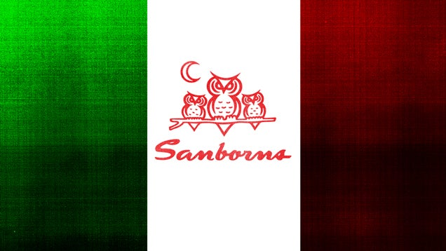 Take Me to Sanborns: Swiss Enchiladas and Race in Mexico City