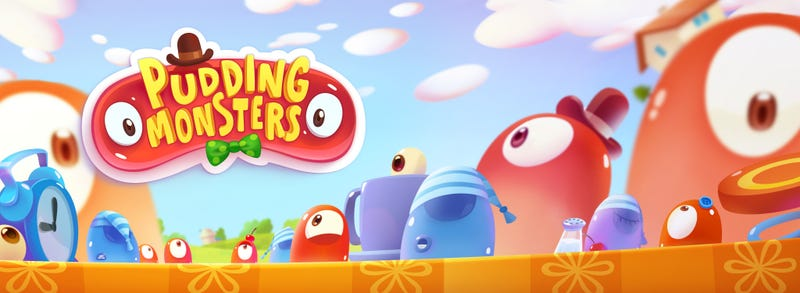 Cut the Rope Creators Peel the Lid Off Pudding Monsters