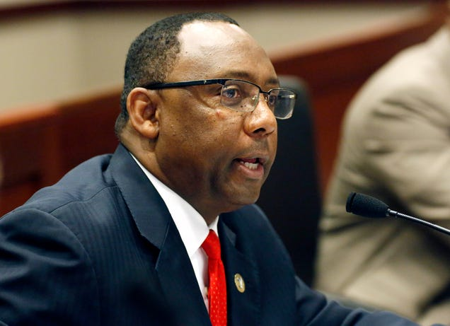 Mississippi prison scandal